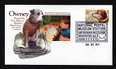 view Owney cachet cover created by May Day Taylor digital asset number 1