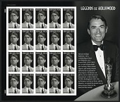 view Forever Gregory Peck pane of twenty digital asset number 1