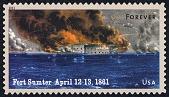 view Forever The Civil War: 1861 Fort Sumter single digital asset number 1