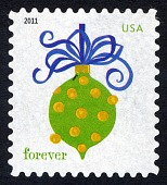 view Forever Holiday Baubles spotted ornament ATM single digital asset number 1