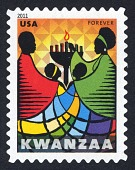 view Forever Kwanzaa single digital asset number 1