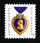 view Forever Purple Heart Medal single digital asset number 1