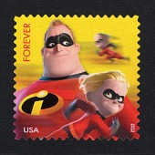 view Forever Mail a Smile: The Incredibles single digital asset number 1