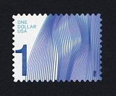 view $1 Waves of Color single digital asset number 1