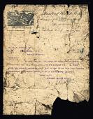 view Damaged pneumatic mail letter digital asset number 1