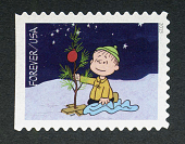 view Forever A Charlie Brown Christmas: Linus & Christmas Tree single digital asset number 1