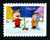 view Forever A Charlie Brown Christmas: Charlie Brown, Linus & Tree single digital asset number 1