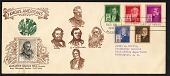 view 10c American Inventors Alexander Graham Bell first day cover digital asset number 1