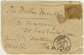 view Envelope from Paris office at Rue d' Antin digital asset number 1