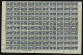 view 50c Recall of Columbus sheet of one hundred digital asset number 1