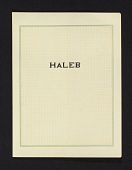 view Haleb introductory page digital asset number 1