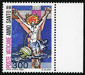 view 300 lire Crucifixion single digital asset number 1