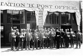view Photograph of San Francisco Post Office Station B digital asset number 1