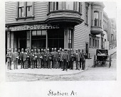 view Photograph of San Francisco Post Office Station A digital asset number 1