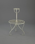 view <I>Plant stand, 2-tier, round</I> digital asset number 1