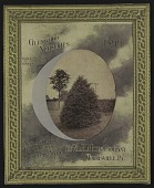 view <I>Seed catalog cover, Glenwood Nurseries, 1899</I> digital asset number 1