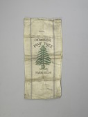 "view <I>Seed gathering bag, ""Dickinsons Pine Tree""</I> digital asset number 1"