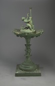 view <I>Fountain, boy riding dolphin</I> digital asset number 1