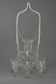 view <I>Plant stand, 3-tiers with trellis</I> digital asset number 1
