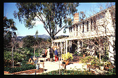view [Bryner/Doerr Garden]: back covered terrace. digital asset: [Bryner/Doerr Garden]: back covered terrace.: 1994 Jul. 19.