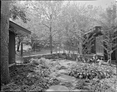 view Unidentified Garden in Connecticut, No. 1 digital asset: Unidentified Garden in Connecticut, No. 1
