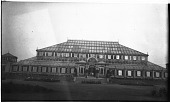 view [Royal Botanic Gardens, Kew]: the Temperate House. digital asset: [Royal Botanic Gardens, Kew] [negative]: the Temperate House.