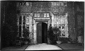 view [Sutton Place]: entrance and doorway on the south front of the house. digital asset: [Sutton Place] [negative]: entrance and doorway on the south front of the house.