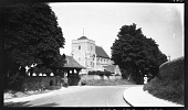 view [Miscellaneous Sites in Sussex, England, Series 1]: St. Andrew's Church in Steyning, West Sussex. digital asset: [Miscellaneous Sites in Sussex, England, Series 1] [negative]: St. Andrew's Church in Steyning, West Sussex.