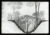 view [Unidentified landscape]: unidentified illustration. digital asset: [Unidentified landscape]: unidentified illustration.: [between 1914 and 1949?]