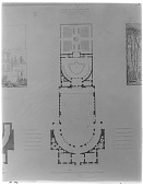 view [Villa di Papa Giulio]: plans and drawings of the villa and its grounds. digital asset: [Villa di Papa Giulio] [glass negatives]: plans and drawings of the villa and its grounds.