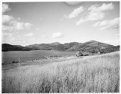 view [Miscellaneous Sites in the Adirondack Mountains]: Lake Placid, with Whiteface Mountain in the distance. digital asset: [Miscellaneous Sites in the Adirondack Mountains] [glass negative]: Lake Placid, with Whiteface Mountain in the distance.