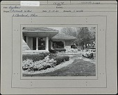 view Unidentified Garden in East Cleveland, Ohio digital asset: Unidentified Garden in East Cleveland, Ohio [photoprint]
