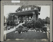 view Unidentified Garden in Camp Hill, Penn. digital asset: Unidentified Garden in Camp Hill, Penn. [photoprint]