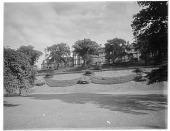 view [Princes Street Gardens]: the gardens near Frederick Street. digital asset: [Princes Street Gardens] [glass negative]: the gardens near Frederick Street.