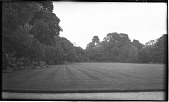 view [Unidentified Sites]: an unidentified location, probably in a public park, possibly in England. digital asset: [Unidentified Sites] [negative]: an unidentified location, probably in a public park, possibly in England.