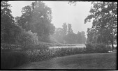view [Unidentified Sites]: a pond, probably in a park, in an unidentified location. digital asset: [Unidentified Sites] [negative]: a pond, probably in a park, in an unidentified location.