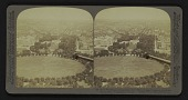 view From Washington Monument (N.), White House, Treasury and State Department, Washington, U.S.A. digital asset: From Washington Monument (N.), White House, Treasury and State Department, Washington, U.S.A.
