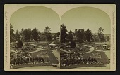 view North Grounds from Horti. Hall digital asset: North Grounds from Horti. Hall
