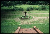 view [Charnwood]: the formal beds around the fountain are gone. digital asset: [Charnwood]: the formal beds around the fountain are gone.: 2011, Sept.