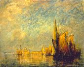 view Sunset, San Giorgio, Venice digital asset number 1