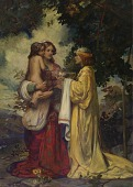 view The Sibylla Europa Prophesying the Massacre of the Innocents digital asset number 1