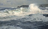 view Southwesterly Gale, St. Ives digital asset number 1