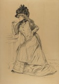 view La Parisienne en 1906 digital asset number 1