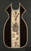 view Good Friday Chasuble digital asset number 1