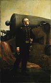 view The First Gun at Fort Sumter (Major Robert Anderson) digital asset number 1