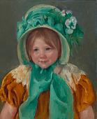 view Sara in a Green Bonnet digital asset number 1