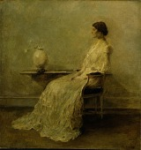 view Lady in White (No. 2) digital asset number 1