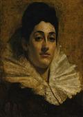 view Portrait of Frances C. Houston digital asset number 1