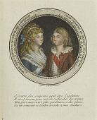 view Maria Theresa Charlotte de France, Louis Charles de France digital asset number 1