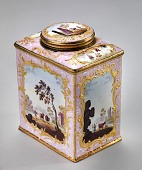 view Tea Caddy digital asset number 1